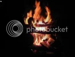 Fire (c) Lynda Bernhardt
