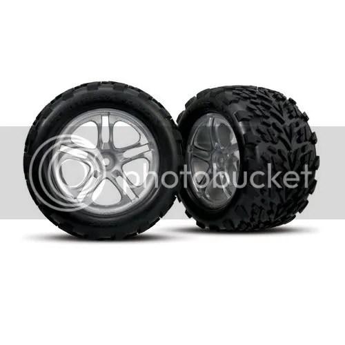 nitro rc car tires