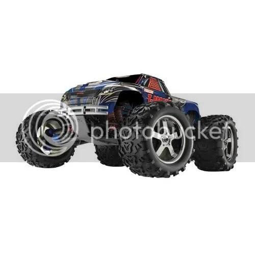 Nitro T-Maxx 3.3 Monster Truck 4WD RTR