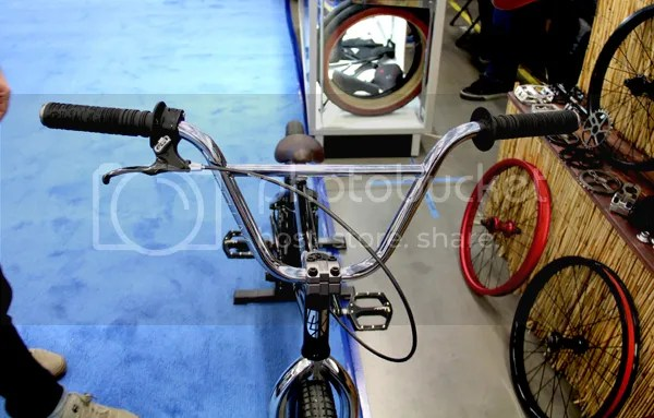 BMX bike
