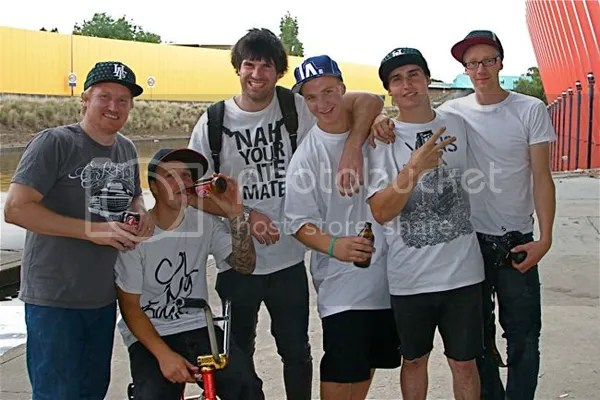 Colony BMX Team