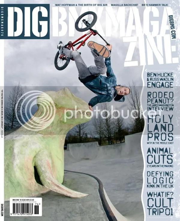 Dig BMX Magazine - Issue 76