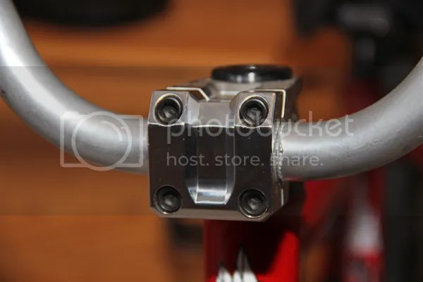 BMX stem