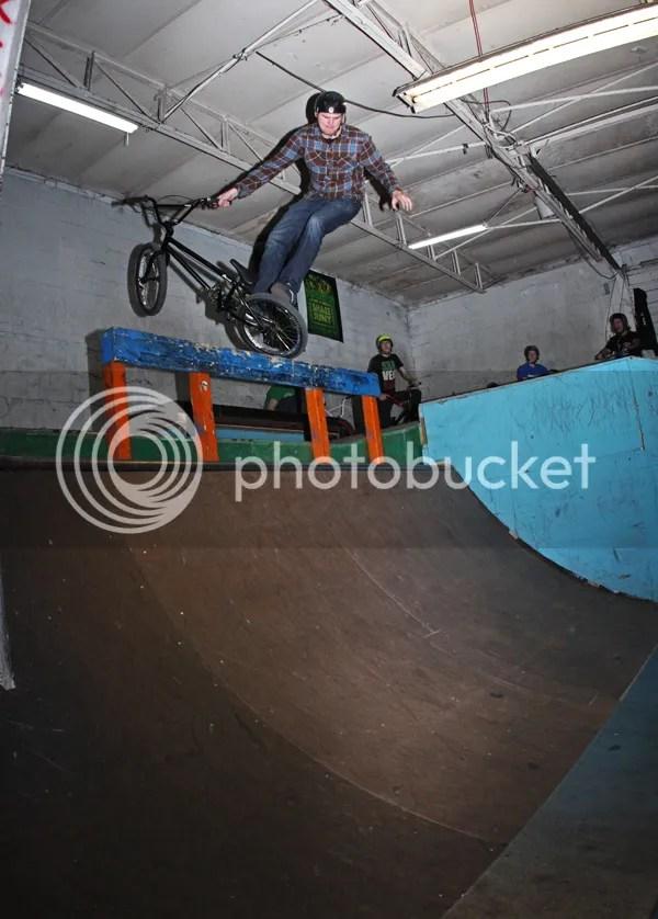 Jon Wells BMX