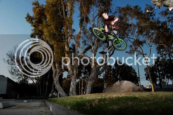 Morgan Long BMX