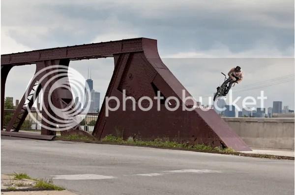 Trent McDaniel BMX