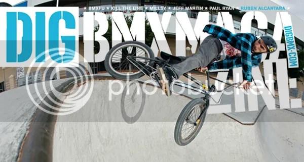 DIG BMX MAGAZINE Issue 80