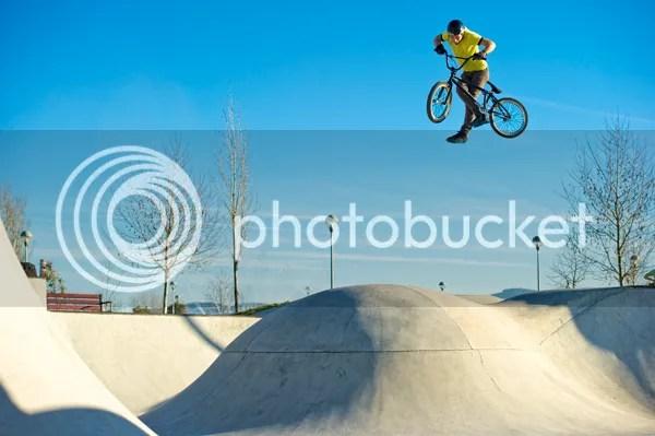 Daniel Peñafiel BMX