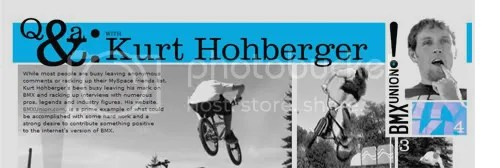 Kurt Hohberger Interview