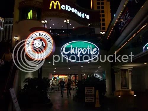 Las Vegas Chipotle