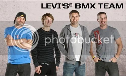 Levis BMX