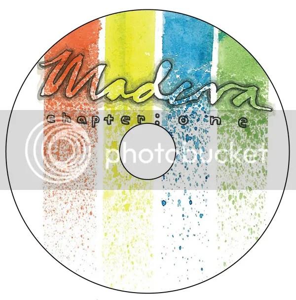 Madera DVD Disc