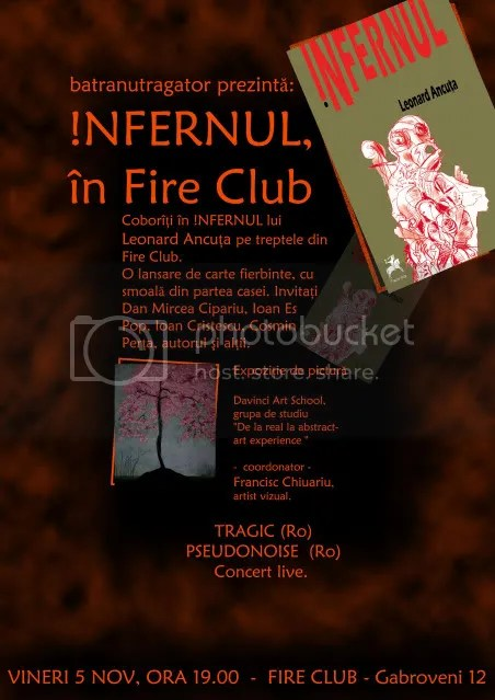 INFERNUL din Fire