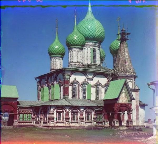 Ярославль - 100 лет назад и современность - АРХИТЕКТУРНОЕ ...