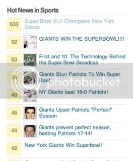 Digg Super Bowl