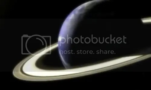 What Earth Would Look Like With Rings Like Saturn