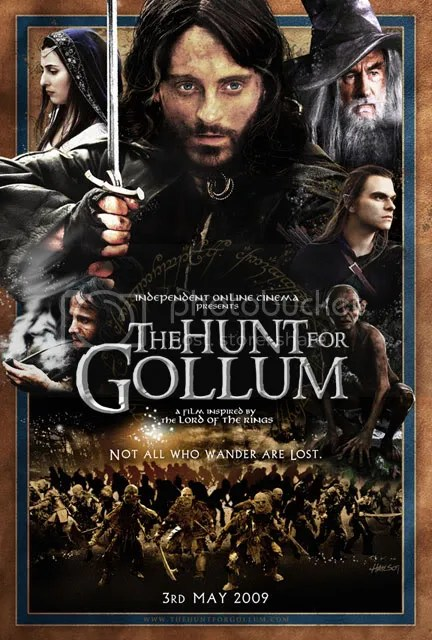 The Lord of the Rings The Hunt For Gollum - LOTR Prequel