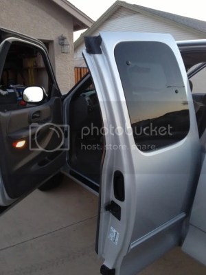 Supercab Rear Door Seal???  Ford F150 Forum  Community of Ford Truck Fans