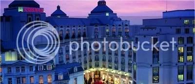 Hotel Conrad, Brussel.les.