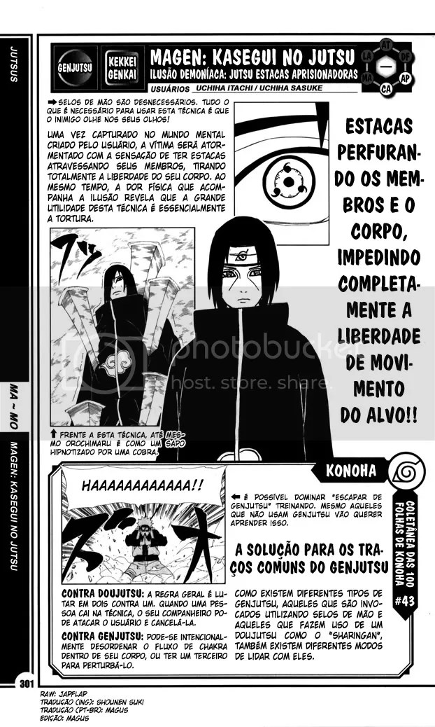 Tsunade vs Sasuke hebi - Página 6 301