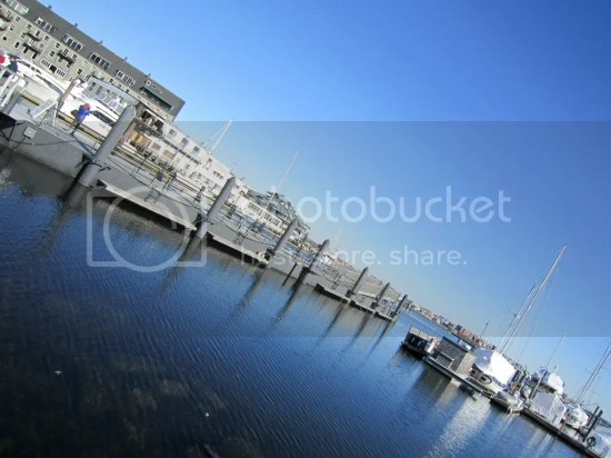 Long Wharf Pier