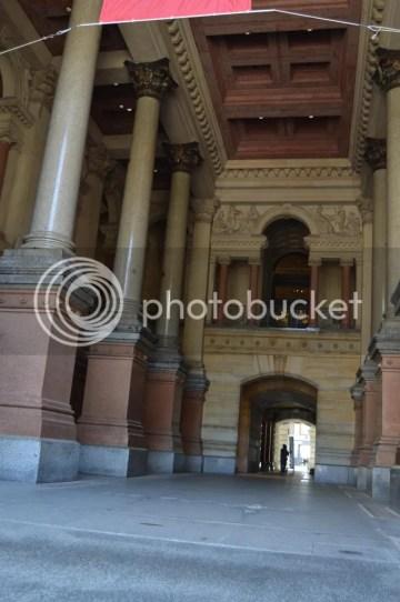 Masonic Temple inside