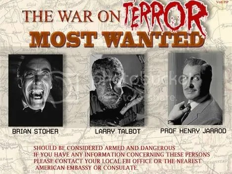 Wrongly Accused-The Terror Trio