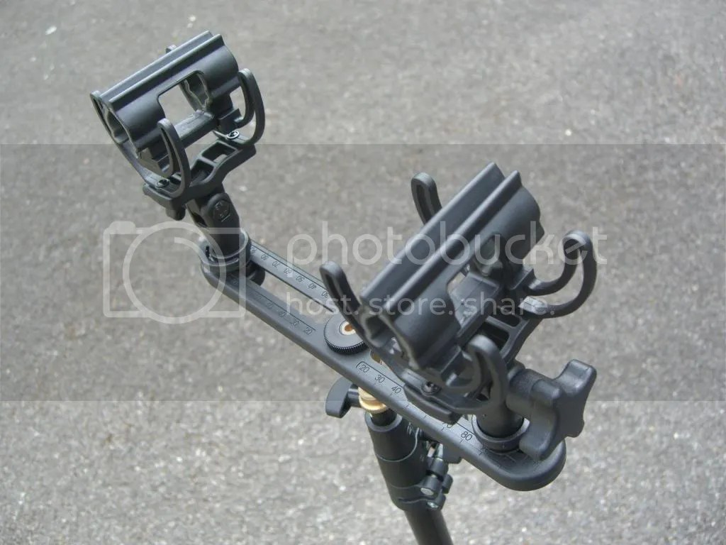 Rycote INvision Microphone Bar photo CIMG1431_zps4c065e8e.jpg