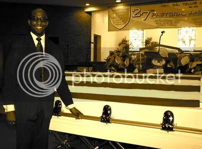 Pastor Bullock