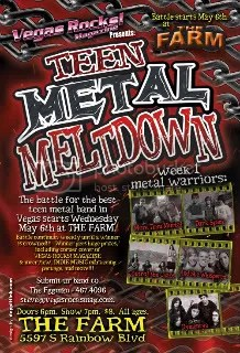 Control The Chaos - Las Vegas Molten Metal,Las Vegas,teen,best,band,rock,Vegas Rocks Magazine,heavy metal,metal,Itchy Metal Entertainment