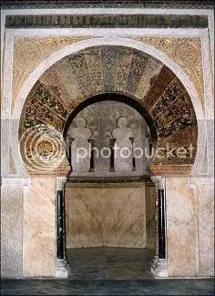 Cordoba mihrab