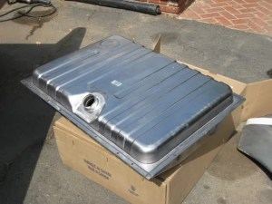 Mustang Fuel Tank Install Pics Fordification Forums 1956