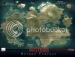 Mapa fisico de Gaia