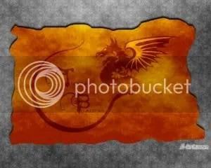 Logo sobre papel
