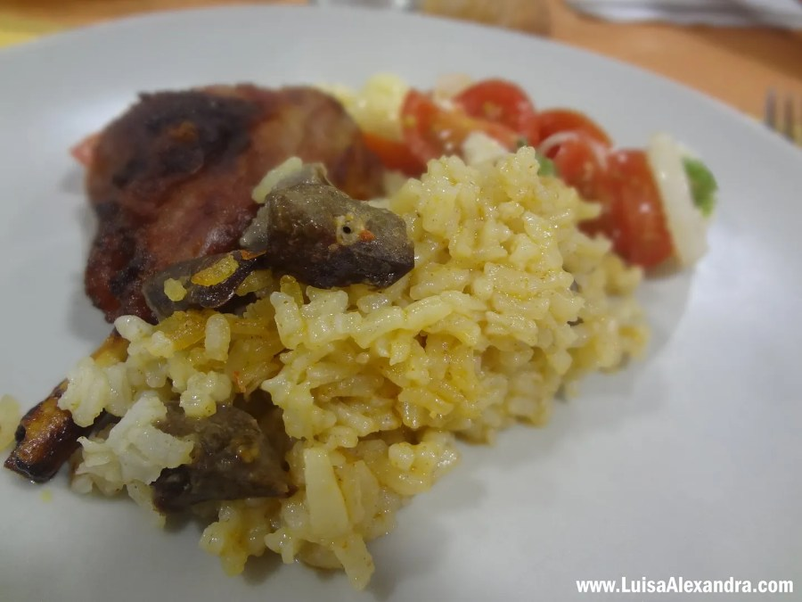 Cabrito no Forno com Arroz de Miudos photo DSC03820.jpg