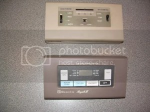Dometic Duo therm Thermostat  Topic