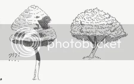 fugly trees