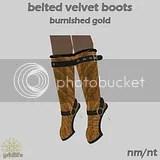BVB Burnished Gold