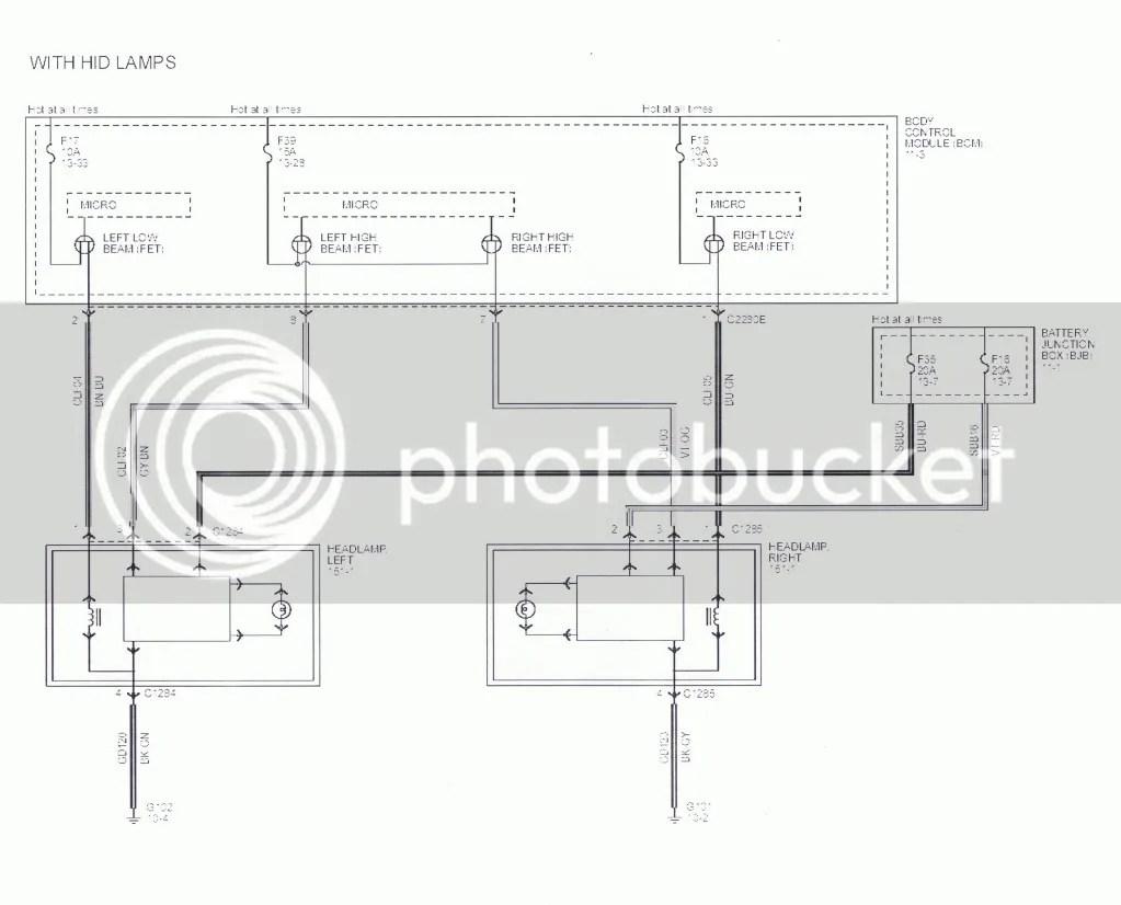 2013 HID Wiring Diagrams