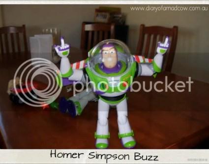 Homer Simpson Buzz