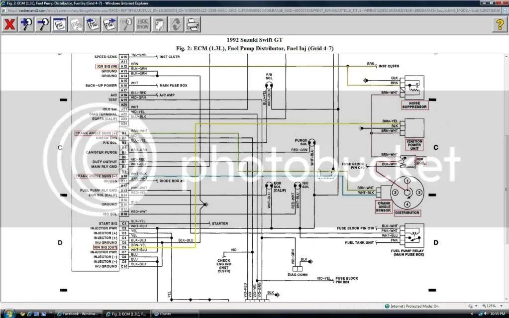 91 geo prizm wiring diagrams 91 geo tracker wiring diagram geo tracker dash wiring