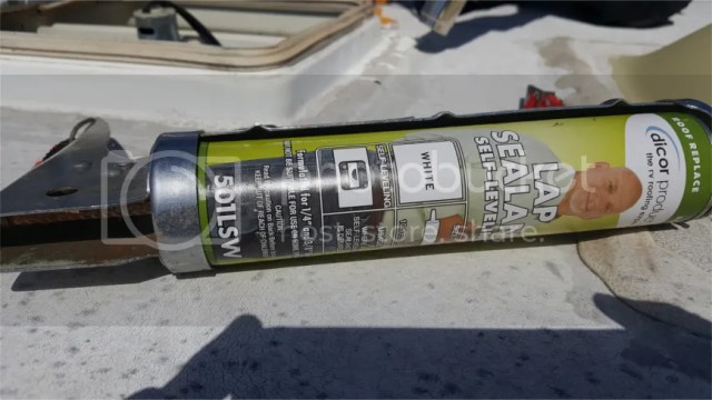 Dycor self leveling sealant