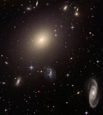 Hay tres veces más estrellas en el universo para blog, blogger