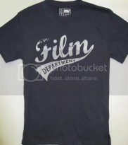 US Performing Arts Film T-shirt