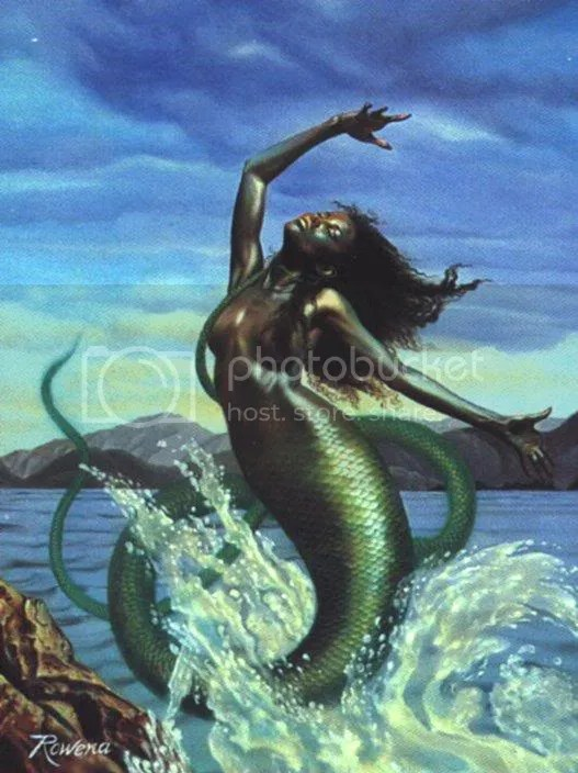 Image result for Mermaids in Africa