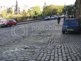 cobbled streets. does anyone read these? hehe