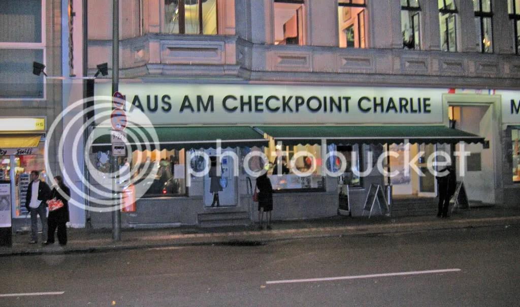 Near Checkpoint Charlie