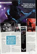 Bass Guitar Magazine issue25