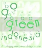 go green indonesia!