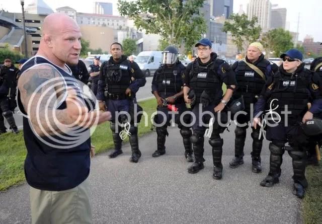 Monson + Cops